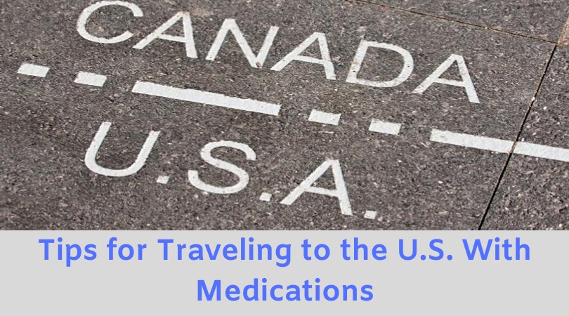Tips for Traveling to the U.S. With Medications
